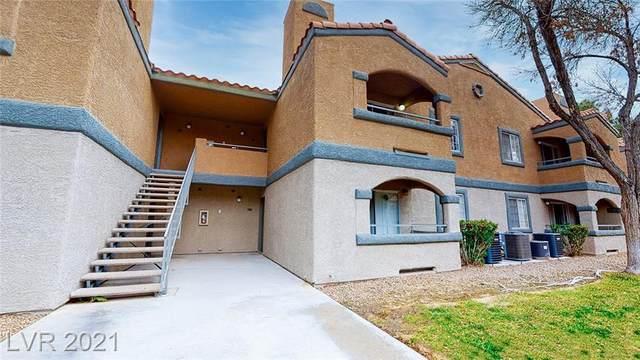 221 Mission Catalina Lane #206, Las Vegas, NV 89107 (MLS #2266095) :: ERA Brokers Consolidated / Sherman Group