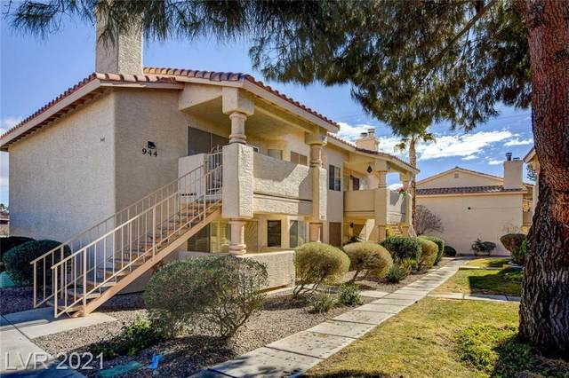944 Falconhead Lane #101, Las Vegas, NV 89128 (MLS #2266172) :: Billy OKeefe   Berkshire Hathaway HomeServices