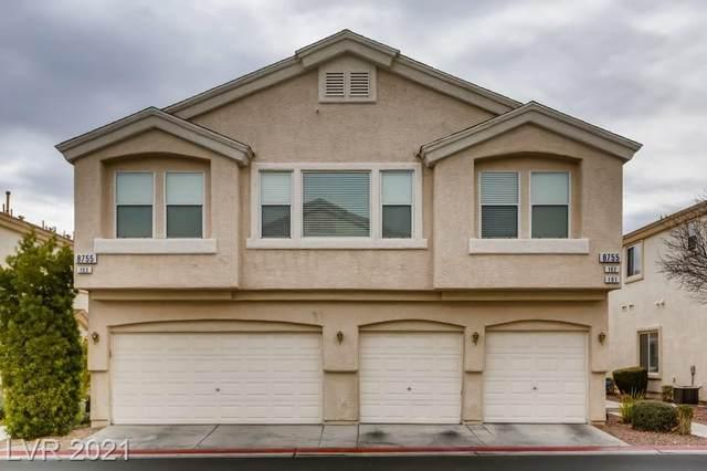 8755 Tomnitz Avenue #102, Las Vegas, NV 89178 (MLS #2266197) :: ERA Brokers Consolidated / Sherman Group