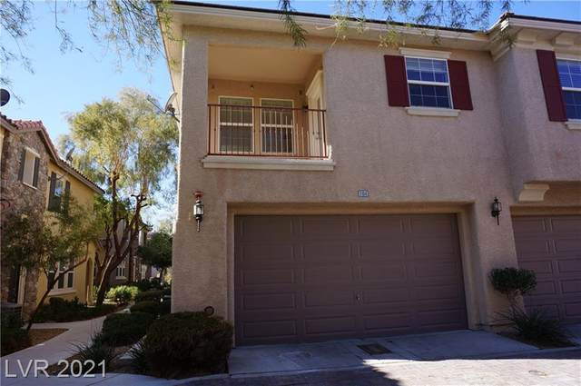 8443 Classique Avenue #104, Las Vegas, NV 89178 (MLS #2266206) :: ERA Brokers Consolidated / Sherman Group