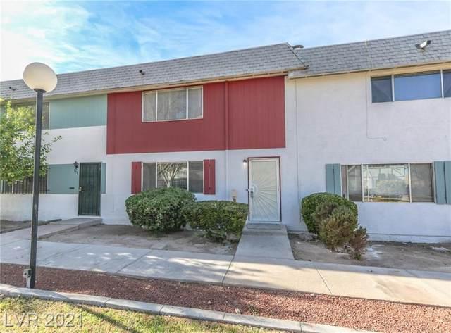149 Greenbriar Townhouse Way, Las Vegas, NV 89121 (MLS #2266214) :: Billy OKeefe | Berkshire Hathaway HomeServices