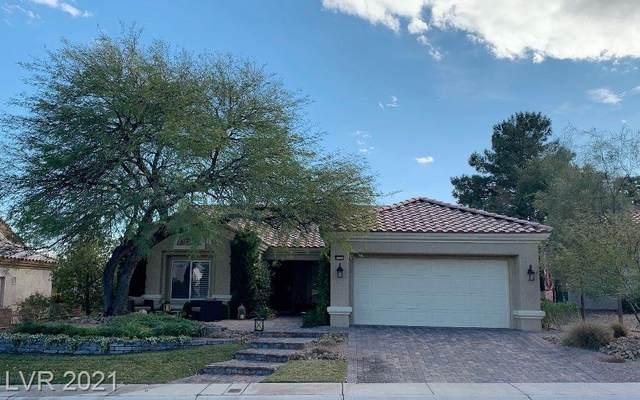 9221 Villa Ridge Drive, Las Vegas, NV 89134 (MLS #2266266) :: ERA Brokers Consolidated / Sherman Group