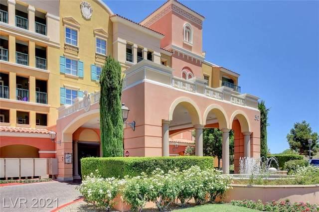 30 Strada Di Villaggio #335, Henderson, NV 89011 (MLS #2266275) :: Signature Real Estate Group