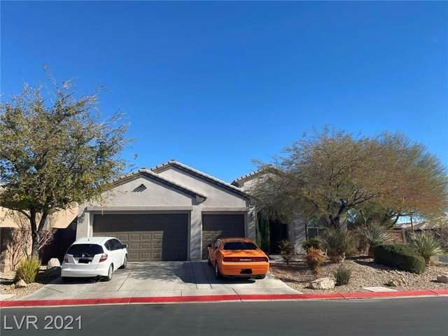 7204 Night Heron Way, North Las Vegas, NV 89084 (MLS #2266317) :: Hebert Group | Realty One Group