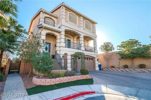 6087 Belvedere Canyon Avenue, Las Vegas, NV 89139 (MLS #2266375) :: Signature Real Estate Group