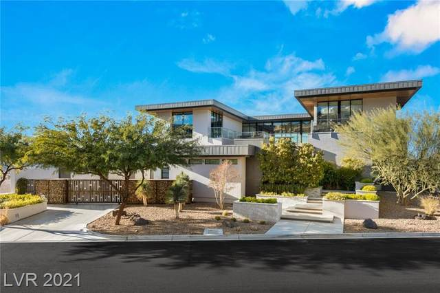 7 Talus Court, Henderson, NV 89012 (MLS #2266398) :: Vestuto Realty Group