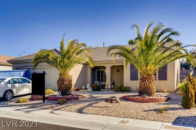 2306 Desert Fox Drive, Henderson, NV 89052 (MLS #2266425) :: ERA Brokers Consolidated / Sherman Group