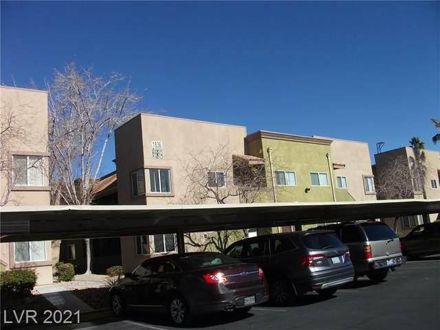1836 Decatur Boulevard #202, Las Vegas, NV 89108 (MLS #2266474) :: Lindstrom Radcliffe Group