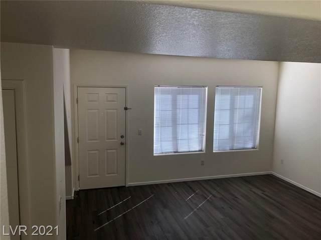 2020 Rancho Lake Drive #104, Las Vegas, NV 89108 (MLS #2266486) :: Signature Real Estate Group