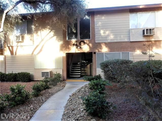3651 Arville Street #735, Las Vegas, NV 89103 (MLS #2266551) :: ERA Brokers Consolidated / Sherman Group