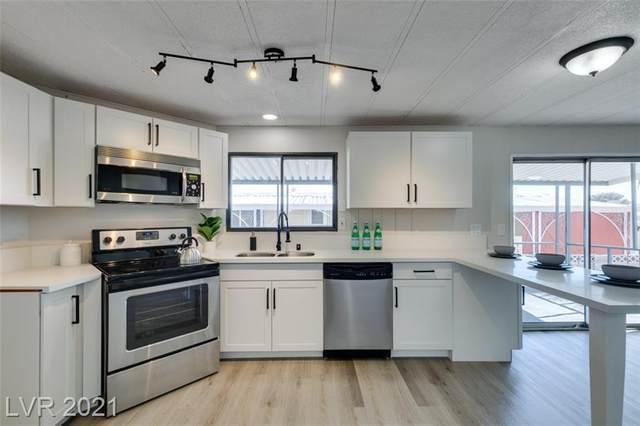 5085 Ridge Avenue, Las Vegas, NV 89103 (MLS #2266556) :: Signature Real Estate Group