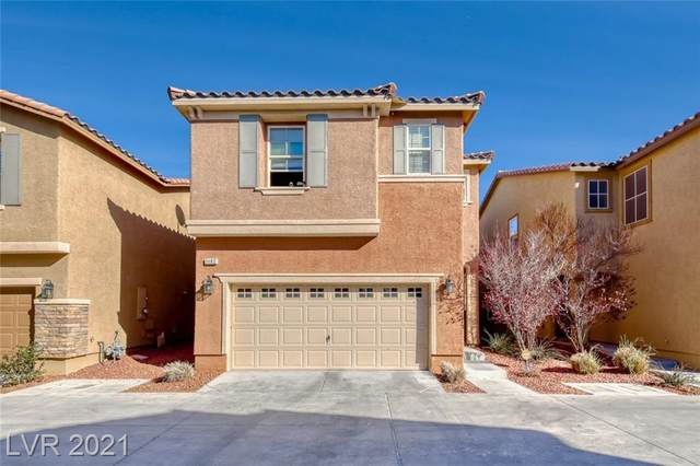 1192 Via Cattiva, Henderson, NV 89052 (MLS #2266566) :: ERA Brokers Consolidated / Sherman Group