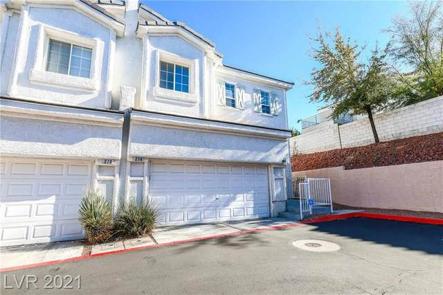 274 Liberty Point Court, Henderson, NV 89052 (MLS #2266599) :: ERA Brokers Consolidated / Sherman Group