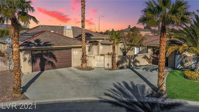 8724 Azure Sky Drive, Las Vegas, NV 89129 (MLS #2266635) :: ERA Brokers Consolidated / Sherman Group