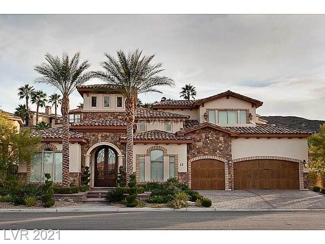 15 Rue Grimaldi, Henderson, NV 89011 (MLS #2267684) :: ERA Brokers Consolidated / Sherman Group