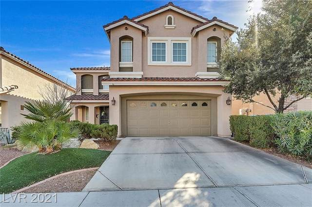 6423 Camero Avenue, Las Vegas, NV 89139 (MLS #2267837) :: Custom Fit Real Estate Group