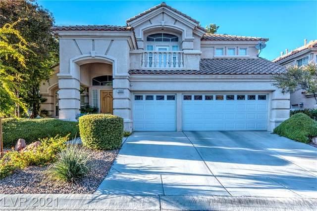 8840 Montagna, Las Vegas, NV 89134 (MLS #2267860) :: Jeffrey Sabel