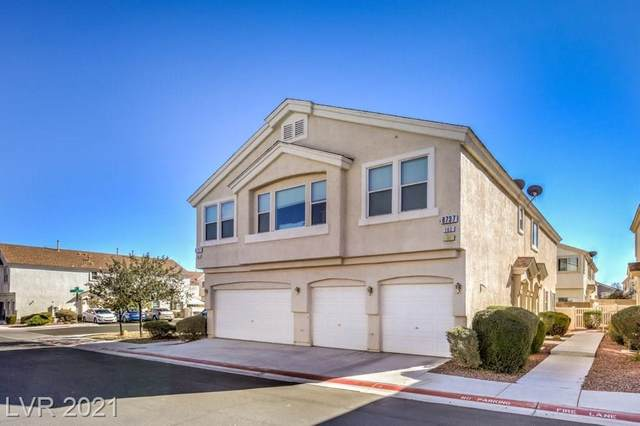 8737 Roping Rodeo Avenue #102, Las Vegas, NV 89178 (MLS #2267897) :: Billy OKeefe | Berkshire Hathaway HomeServices