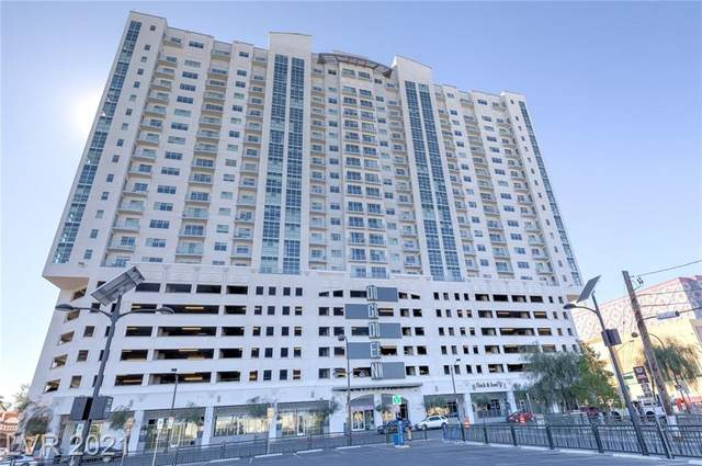 150 Las Vegas Boulevard #1201, Las Vegas, NV 89101 (MLS #2267909) :: Signature Real Estate Group