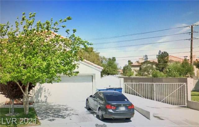 6600 Ives Avenue, Las Vegas, NV 89108 (MLS #2267953) :: ERA Brokers Consolidated / Sherman Group