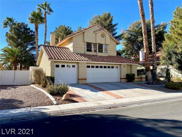 1975 Waverly Circle, Henderson, NV 89014 (MLS #2267995) :: Jeffrey Sabel