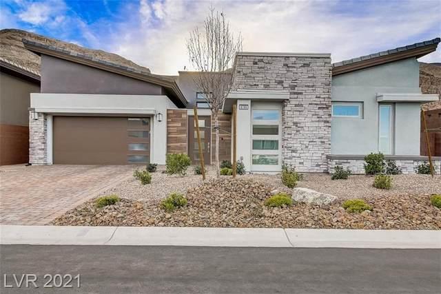 6195 Stone Rise Street, Las Vegas, NV 89135 (MLS #2268058) :: ERA Brokers Consolidated / Sherman Group