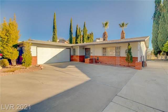 987 El Camino Way, Boulder City, NV 89005 (MLS #2268059) :: Custom Fit Real Estate Group