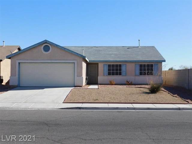 2130 Prevail Drive, North Las Vegas, NV 89032 (MLS #2268093) :: Vestuto Realty Group