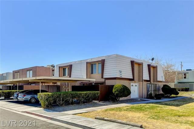 3441 Villa Way, Las Vegas, NV 89120 (MLS #2268128) :: ERA Brokers Consolidated / Sherman Group