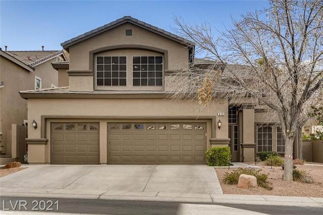 315 Pleasant Summit Drive, Henderson, NV 89012 (MLS #2268131) :: Signature Real Estate Group