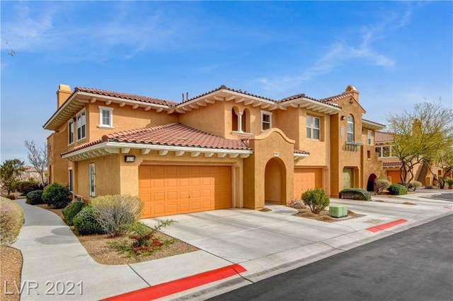 820 Canterra Street #1056, Las Vegas, NV 89138 (MLS #2268137) :: ERA Brokers Consolidated / Sherman Group