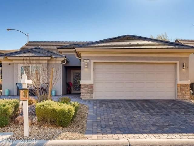 2705 Cuckoo Shrike Avenue, North Las Vegas, NV 89084 (MLS #2268141) :: Hebert Group | Realty One Group