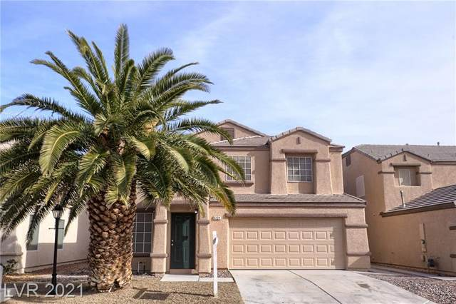 6124 Crystal Cascade Street, Las Vegas, NV 89130 (MLS #2268157) :: Billy OKeefe | Berkshire Hathaway HomeServices