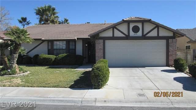 4604 Bannister Lane, Las Vegas, NV 89130 (MLS #2268162) :: Hebert Group | Realty One Group