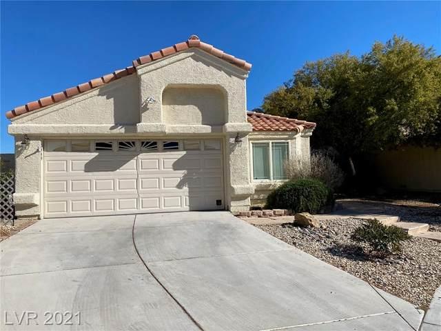 3949 Coconut Court, Las Vegas, NV 89108 (MLS #2268227) :: ERA Brokers Consolidated / Sherman Group