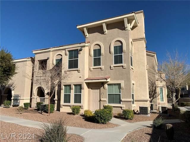 10550 Alexander Road #2164, Las Vegas, NV 89129 (MLS #2268245) :: Hebert Group | Realty One Group