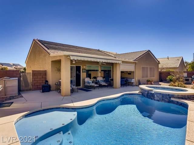 7729 Rock Wren Court, North Las Vegas, NV 89084 (MLS #2268248) :: Hebert Group | Realty One Group