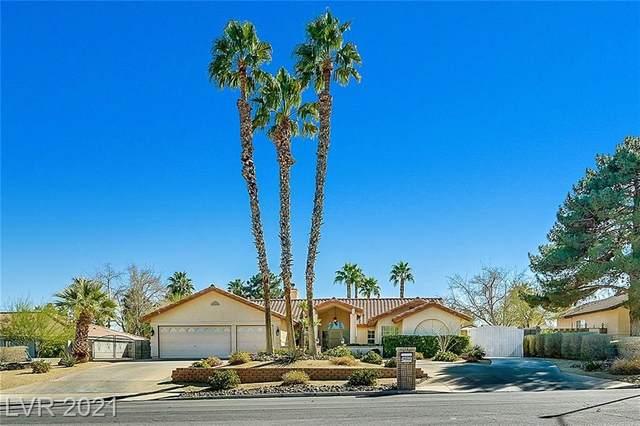 4289 Hacienda Avenue, Las Vegas, NV 89120 (MLS #2268263) :: Hebert Group | Realty One Group