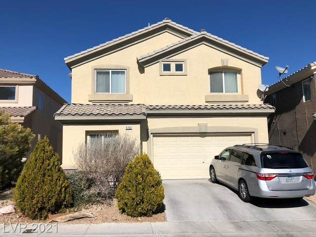9762 Kampsville Avenue, Las Vegas, NV 89148 (MLS #2268274) :: Jeffrey Sabel