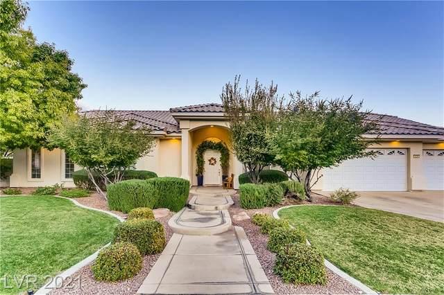 4534 Blue Mesa Way, Las Vegas, NV 89129 (MLS #2268279) :: Signature Real Estate Group