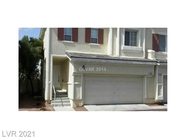 251 Cleargirl Court, Henderson, NV 89052 (MLS #2268303) :: Vestuto Realty Group