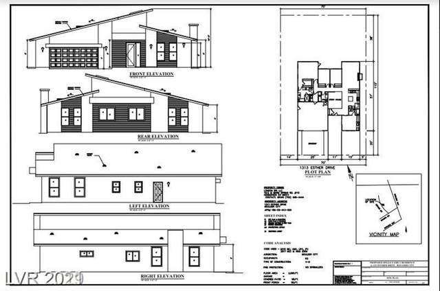 1313 Esther Drive, Boulder City, NV 89005 (MLS #2268325) :: Signature Real Estate Group