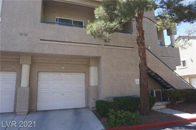 2153 Turquoise Ridge Street #202, Las Vegas, NV 89117 (MLS #2268343) :: Lindstrom Radcliffe Group