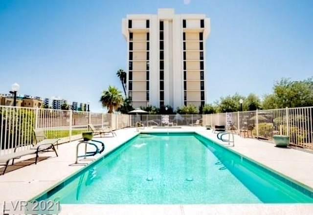 3930 University Center Drive #411, Las Vegas, NV 89119 (MLS #2268361) :: ERA Brokers Consolidated / Sherman Group