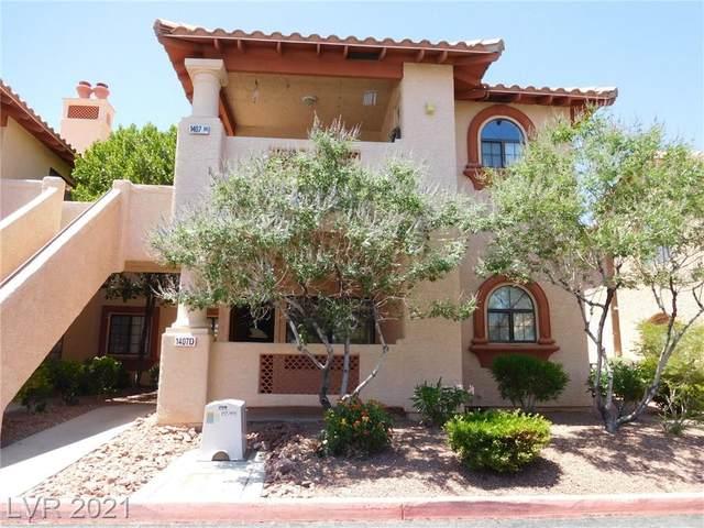 1407 Santa Margarita Street D, Las Vegas, NV 89146 (MLS #2268369) :: ERA Brokers Consolidated / Sherman Group