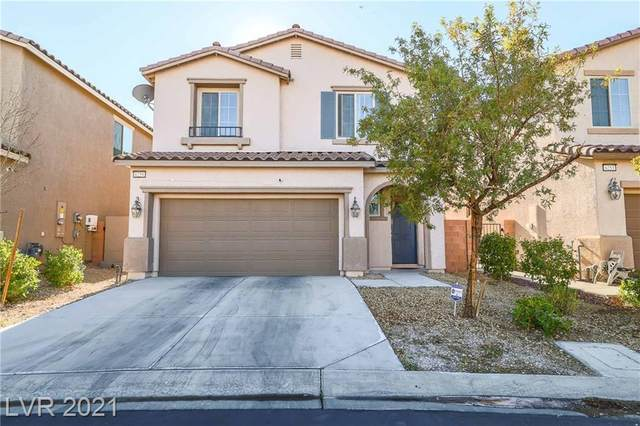 6259 Beavertail Pond Avenue, Las Vegas, NV 89122 (MLS #2268405) :: Lindstrom Radcliffe Group