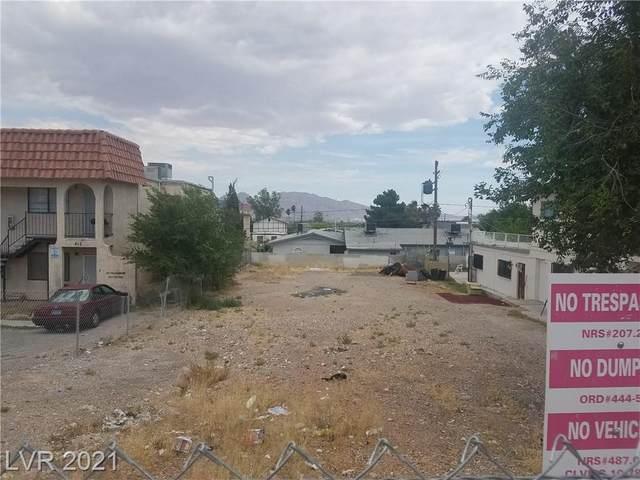 410 N. 14th Street, Las Vegas, NV 89101 (MLS #2268449) :: ERA Brokers Consolidated / Sherman Group