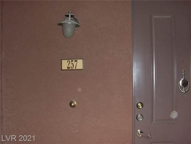3975 Hualapai Way #257, Las Vegas, NV 89129 (MLS #2268516) :: ERA Brokers Consolidated / Sherman Group