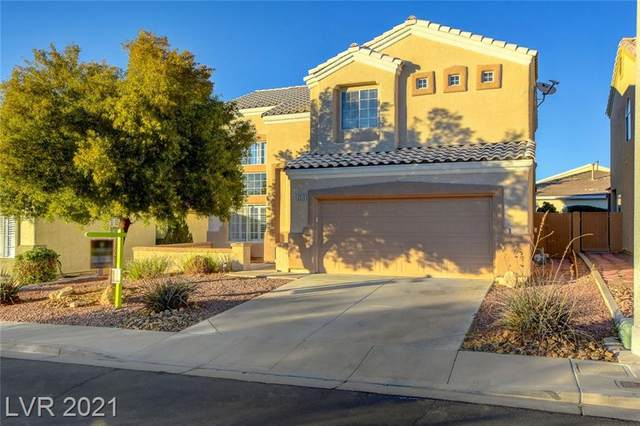 2510 Foxmoore Court, Henderson, NV 89052 (MLS #2268583) :: Signature Real Estate Group