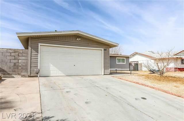 212 Redstone Street, Las Vegas, NV 89145 (MLS #2268590) :: Signature Real Estate Group